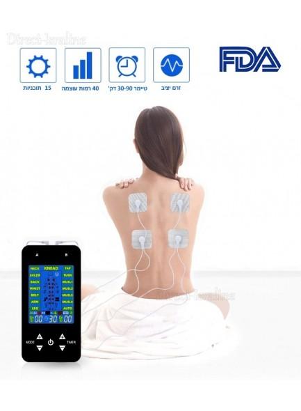 מכשיר טנס דיגיטלי מאושר KRES 100C FDA *במלאי מיידי**