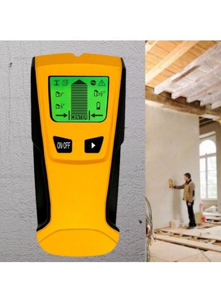 גלאי מתכות וכבלי חשמל בקירות דגם TH-210 *במלאי מיידי*