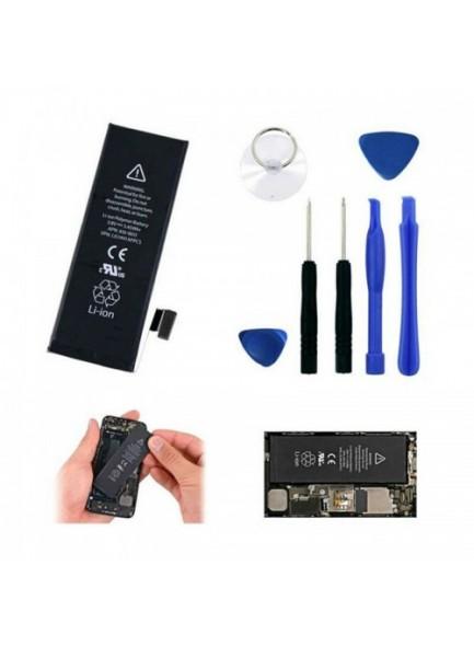 סוללה תואמת 1440mah ל iPhone 5 כולל סט כלים להחלפה