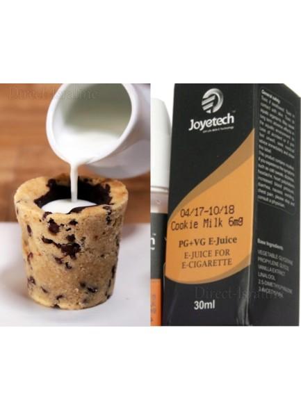 נוזל לסיגריה אלקטרונית JOYETECH בטעם עוגיית חלב 30 מיליליטר