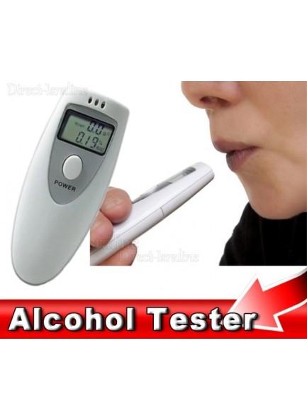 גלאי אלכוהול אישי מדוייק D1232 *במלאי מיידי*