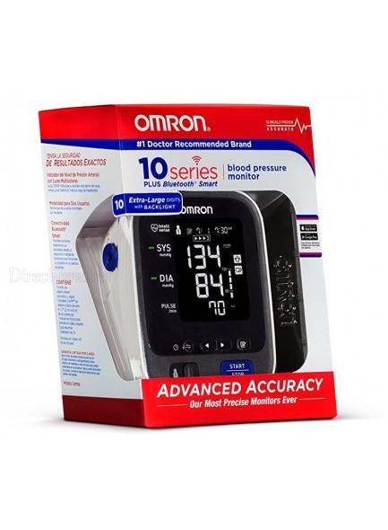 מד לחץ דם אלחוטי חכם סידרה 10 Omron BP786 10 Series Wireless באספקה מיידית