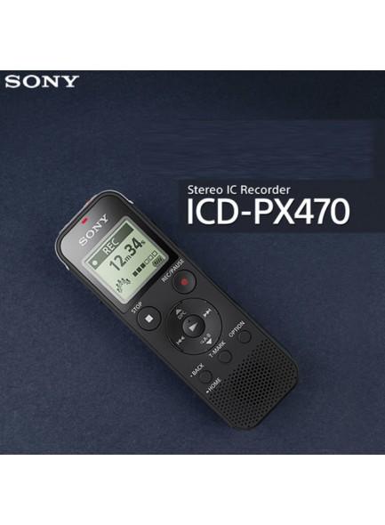 מכשיר הקלטה כף יד Sony ICD-PX470 *במלאי מיידי*