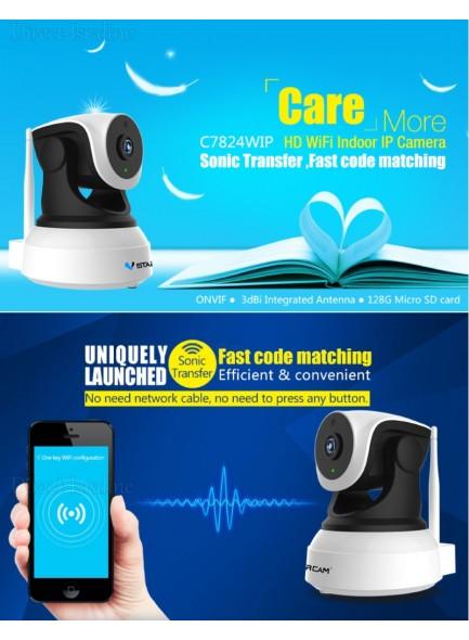 VStarcam C7824WIP מצלמת אבטחה בשליטה מרחוק *במלאי מיידי*