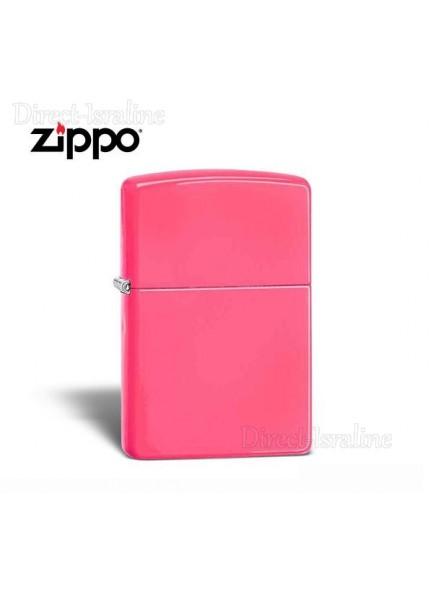 מצית זיפו Zippo 28886 Neon Pink Finish *במלאי מיידי*