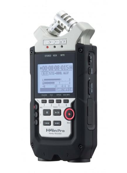 מכשיר הקלטה כף יד ZOOM H4n Pro *במלאי מיידי*