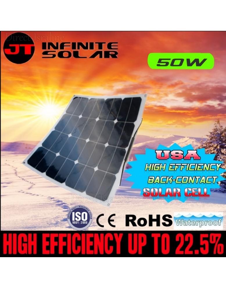 מתוחכם D1004 50W פאנל סולארי גמיש XH-57