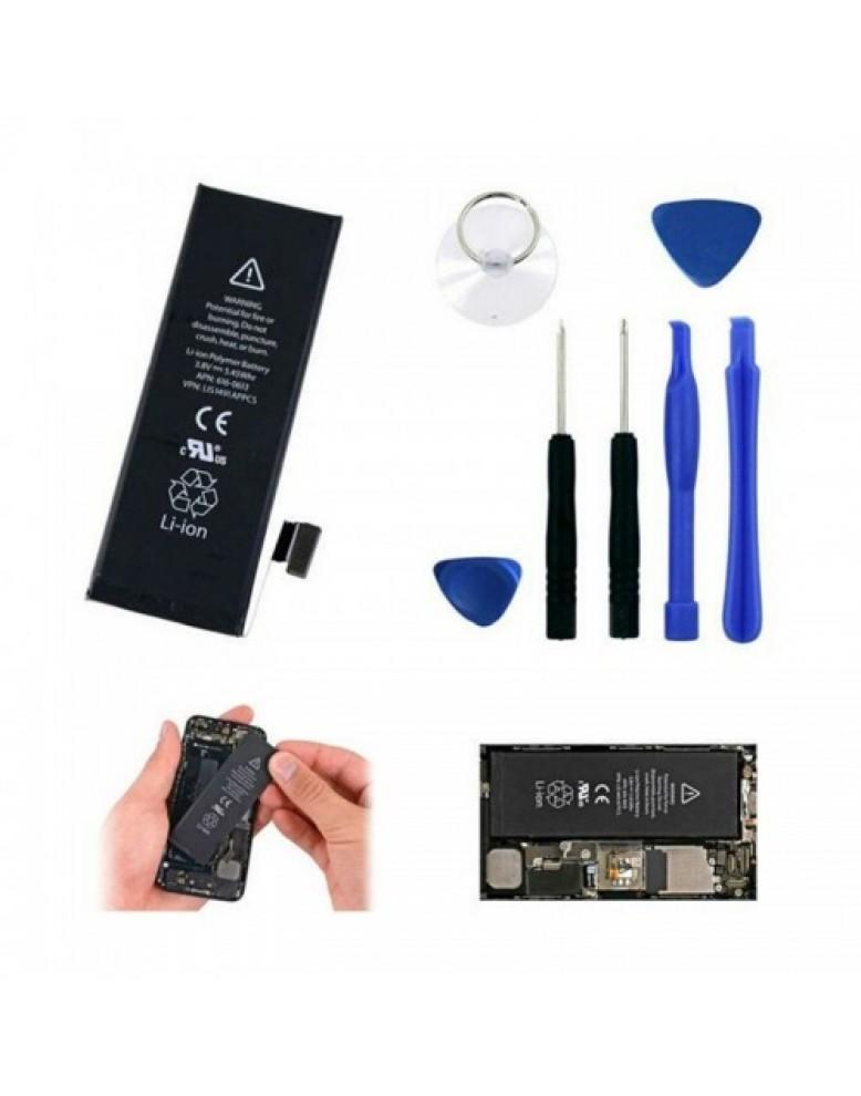 מקורי מתנה + iPhone 5 סוללה תחליפית ל TX-77