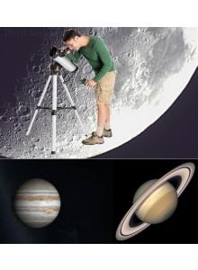 טלסקופ ממונע ממוחשב Celestron 114LCM *במלאי מיידי*