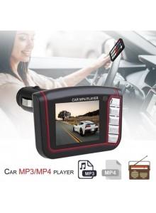 משדר FM לרכב כולל MP4 עם מסך 1.8 אינץ D1572 *במלאי מיידי*