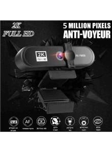מצלמת רשת מקצועית כולל חצובה D4661 2K *במלאי מיידי*