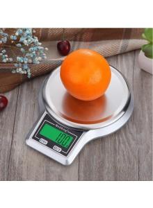 """משקל דיגיטלי למטבח עם תצוגה מוארת עד 3 ק""""ג דיוק 0.1 גרם D4470  *במלאי מיידי*"""