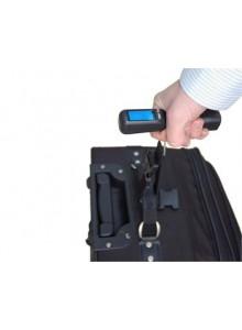 """משקל תליה דיגיטלי עד 40 ק""""ג בדיוק של 10 גרם למזוודות וציוד"""