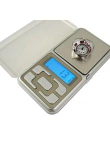 משקל דיגיטלי עד 1000 גרם דיוק עד 0.1 גרם לתכשיטים ואבני חן