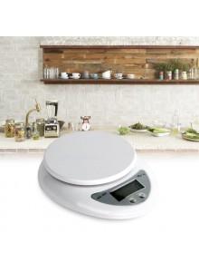 """משקל דיגיטלי עד 5 ק""""ג דיוק 1 גרם למטבח WH-B05 *במלאי מיידי*"""