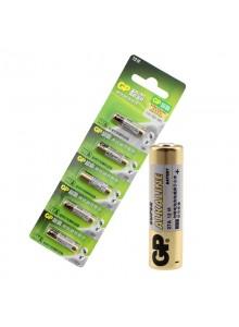 5 יח סוללת אלקליין 12 V חזקה במיוחד לשלט לרכב - 27A GP