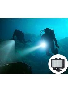 פנס זרקור 84 לד 5500 לוקס לצלילה וצילום בחשיכה ל GoPro/SJCAM D3748