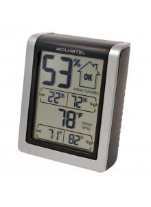 מד טמפרטורה ולחות ביתי AcuRite 613 *במלאי מיידי*