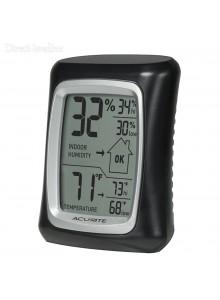 מד טמפרטורה ולחות ביתי AcuRite 325 *במלאי מיידי*