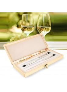 מערכת הידרומטר לזיהוי כמות אלכוהול ביין ובירה D3080 *במלאי מיידי*