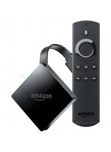 סטרימר דור 3 All-new Amazon Fire TV 4K Ultra HD Alexa 2017 *במלאי מיידי*
