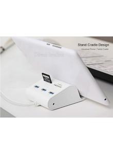 USB 3.0 3-Port Hub 2.0 OTG Card Reader *במלאי מיידי*