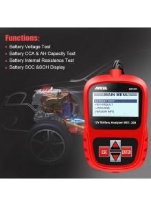 מכשיר דיאגנוסטיקה בדיקת מצברים לרכב ANCEL BST200 12V  *במלאי מיידי*