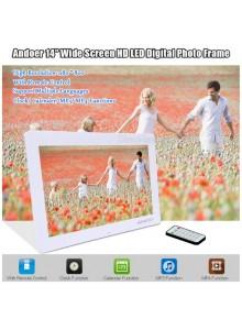 מסגרת תמונה דיגיטלית 14 אינטש D4153W *במלאי מיידי* כולל שלט
