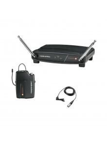 מיקרופון דש אלחוטי Audio-Technica System 8 ATW-801/L-T8 *במלאי מיידי*