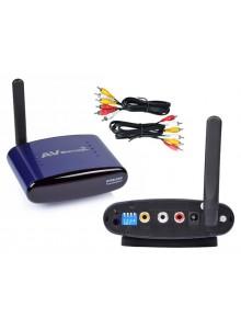 משדר וידאו / אודיו אלחוטי למעקב והאזנה - משדר AVׂ D2517 *במלאי מיידי*