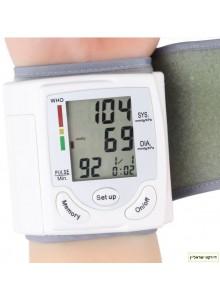 מד לחץ דם ודופק עם גרף תקינות BPF200 *במלאי מיידי*