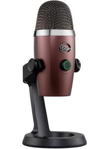 Blue Microphones Yeti Nano Professional Condenser USB Microphone *זמין במלאי*