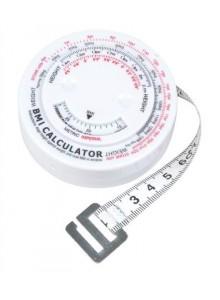 סרט 1.5 מטר למדידת היקפים וחישוב BMI *במלאי מיידי*
