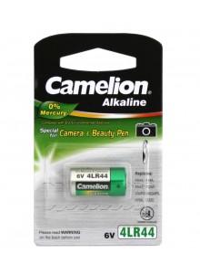 סוללה מקורית 6V 4LR44 Camelion *במלאי מיידי*