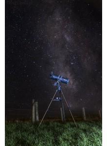 טלסקופ ממונע Celestron 31051 AstroMaster 130EQ MD *במלאי מיידי*