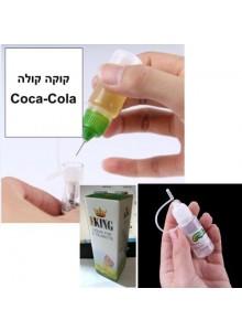 נוזל לסיגריה אלקטרונית בטעם קוקה קולה 10 מיליליטר
