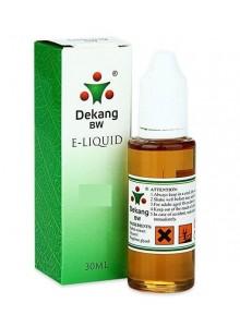 נוזל לסיגריה אלקטרונית DEKANG בטעם וירגיניה 30 מיליליטר
