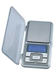 משקל אלקטרוני דיגיטלי לתכשיטים שקילה עד 500 גרם דיוק עד 0.01 גרם