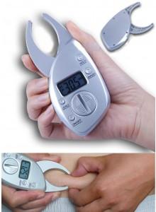 מד עובי/אחוזי שומן דיגיטלי D6137 *במלאי מיידי*