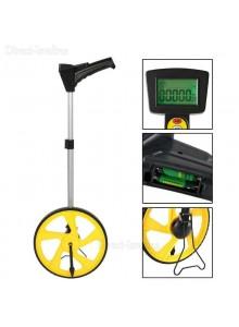 גלגלת דיגיטלית עם גלגל מדידה גדול למדידת מרחק D3686 *במלאי מיידי*