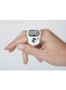נומרטור קאונטר דיגיטלי טבעת לספירה ידנית עד 99999 D5390 *במלאי מיידי*