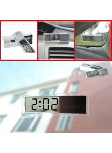 שעון דיגיטלי נצמד לרכב ולמשרד K-033 *במלאי מיידי*