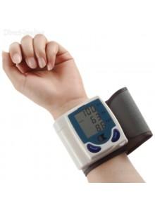 מד לחץ דם ודופק משולב AJ604 *במלאי מיידי*