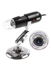 מיקרוסקופ דיגיטלי USB למחשב וסמארטפון מגדיל פי 500 *במלאי מיידי*