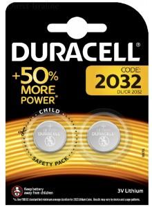2 סוללות Duracell CR2032 טריות בתוקף עד 2028  *במלאי מיידי*