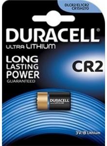 סוללה Duracell Ultra Lithium CR2 3V CR17355 EL1CR2 טרייה בתוקף עד 2024  *במלאי מיידי*
