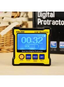 פלס דיגיטלי קצר נטען ברמת דיוק ורזולוצייה גבוהים במיוחד DXL360 *במלאי מיידי*