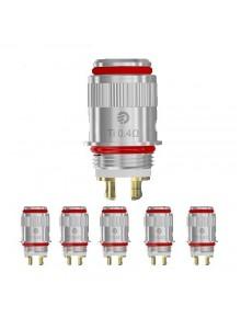 חמישה ראשי אטומייזר מקוריים לסיגריה אלקטרונית Joyetech EGO ONE CL-TI 0.4ohm  *במלאי מיידי*