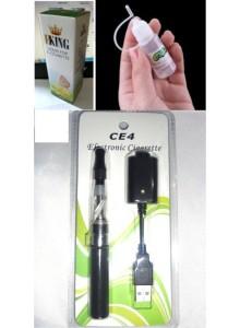 סיגריה אלקטרונית תואמת EGO-T מופעלת קרטומייזר דגם חדש