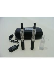 קרטומייזר סיגריה אלקטרונית כפולה איכותית במבצע לזמן קצר EGO-T